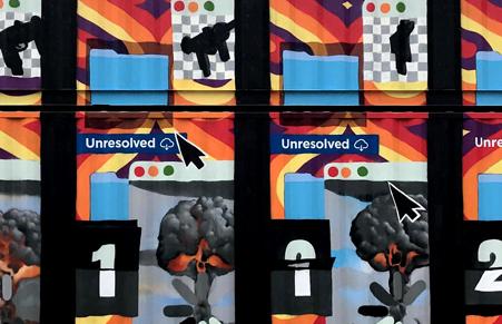 INSA Mural at HUBweek