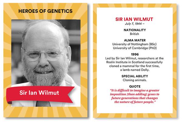 Sir Ian Wilmut