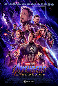 avengers end game movie poster thumbnail from wikipedia for commentary