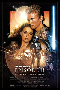star wars attack of the clones movie poster thumbnail from wikipedia for commentary
