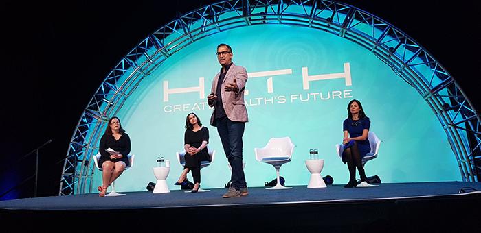 Rodrigo Martinez at HLTH 2019